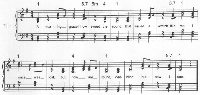 Three Hymn Playing Techniques